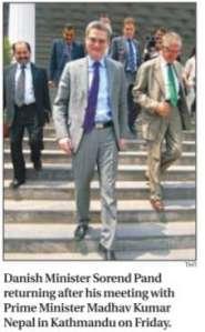 En dynamisk ung idealist forlader et bureaukratisk og beslutningstungt parlament