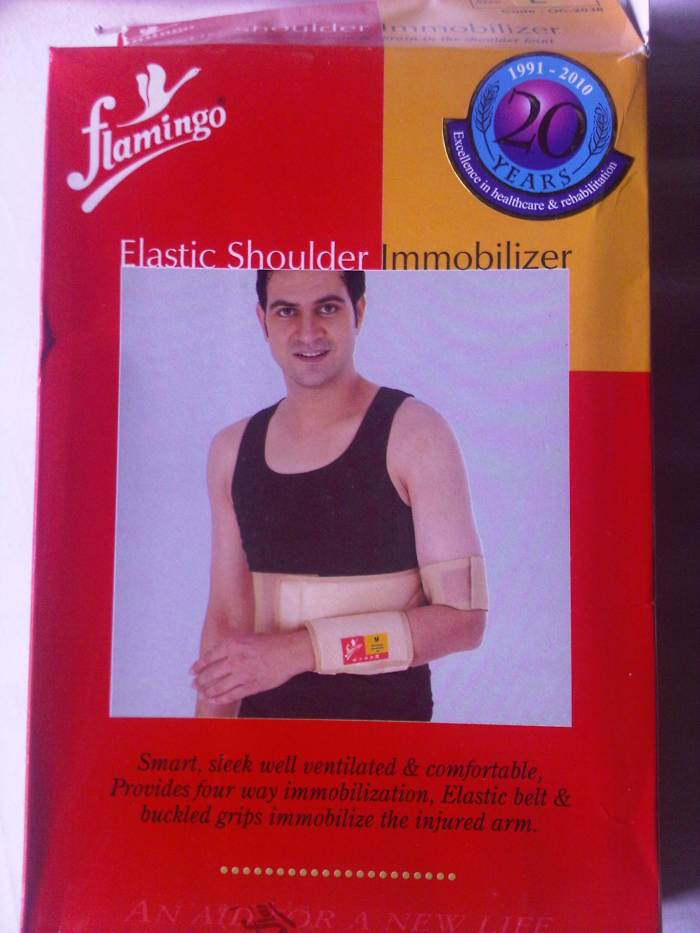 Flamingo Elasitc Shoulder Immobilizer