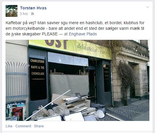 Torsten Hvas - Jydekaffe