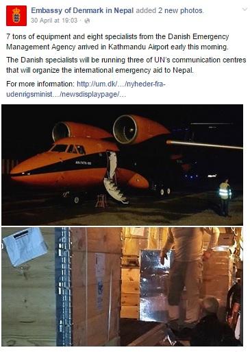 DK EMBASSY 31 us arrives