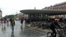 Noget af det mest succesfulde arkitektur i Kbh er Nørreport Station