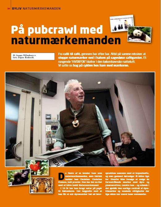Kristian Poulsen aka Naturmærkemanden 1